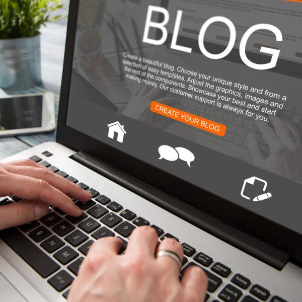Vijf redenen om nooit meer (zelf) te bloggen